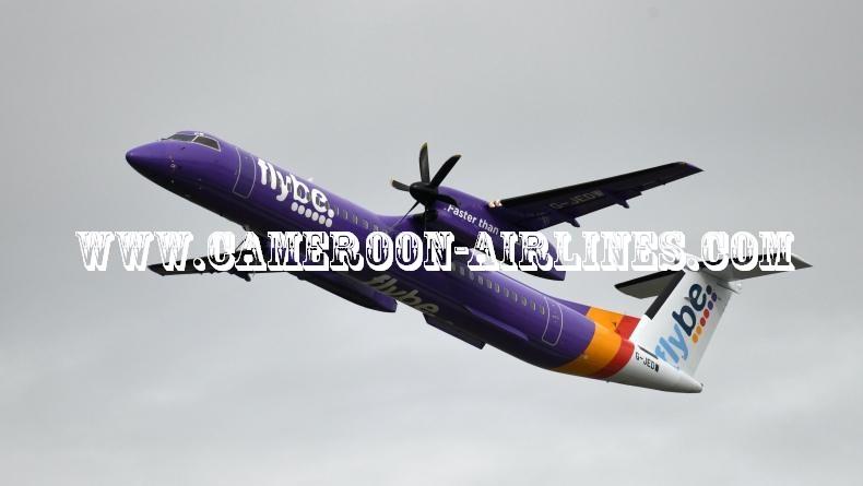 Maskapai Flybe Jatuh Bangkrut Akibat Corona