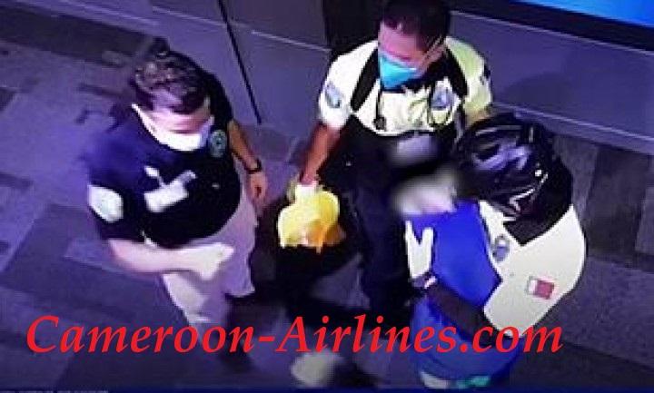 Proses Penggeledahan Yang Tidak Beradab Terkait Pembuangan Bayi di Bandara Qatar